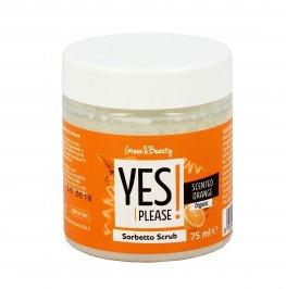 Sorbetto Scrub Yes Please - Scented Orange 75 ml