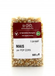 I Cereali - Mais per Pop Corn