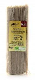 Spaghetti di Farro Integrale Dicoccum Bio