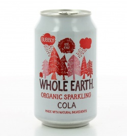 Sparkling Organic - Cola Drink