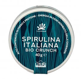 Spirulina Italiana Biologica - Crunch