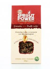 Granola con Frutti Rossi - Sprout Power