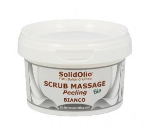 SolidOlio - Scrub Massaggio Bianco