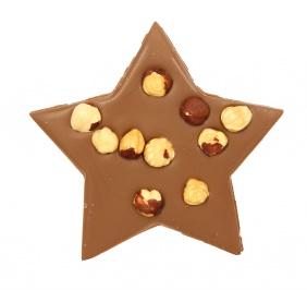 Stella di Cioccolato Finissimo al Latte Bio