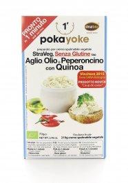 StraVeg Aglio, Olio e Peperoncino con Qionoa Senza Glutine