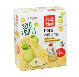 Purea con Pera Williams Bio - Solo Frutta