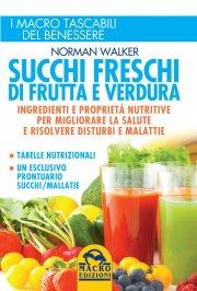 Succhi Freschi di Frutta e Verdura - Libro