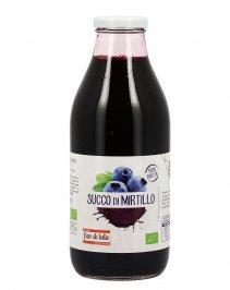 Succo di Mirtillo Bio 100% Frutta