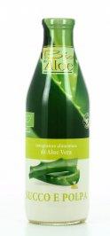 Integratore Alimentare con Succo e Polpa di Aloe Bio
