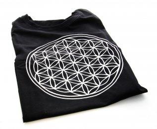 T-Shirt - Il Fiore della Vita - Donna