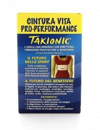 Cintura Pro-Performance Takionic