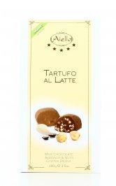 Tartufo al Latte Biologico e Senza Glutine