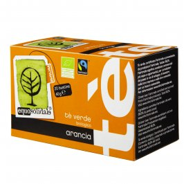 Tè Verde all'Arancia