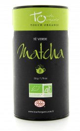 Tè Verde Matcha Biologico