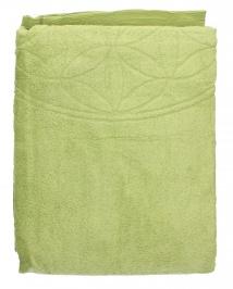 Telo/Asciugamano da Mare Verde