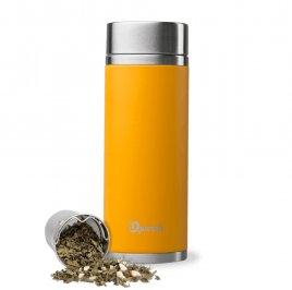 Teiera Isotermica con Filtri - Arancio