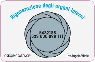 Tessera Radionica 20 - Rigenerazione degli Organi Interni