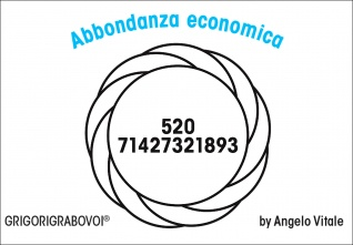 Tessera Radionica 05 - Abbondanza Economica