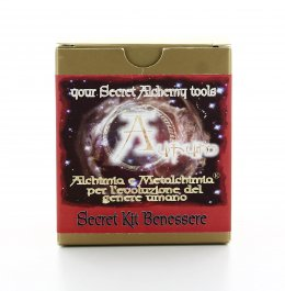 Secret Kit Benessere - Your Secret Alchemy Tools