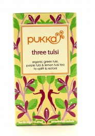 Tisana Pukka - Three Tulsi