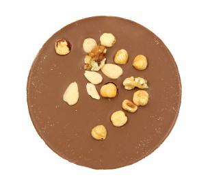 Torta di Cioccolato al Latte Bio