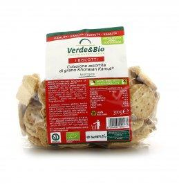 Biscotti Colazione Assortita KAMUT® - grano khorasan Bio