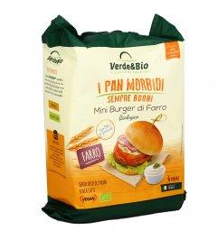 Mini Burger di Farro - I Pan Morbidi