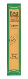 Vetiver - Incenso Naturale - Bastoncini