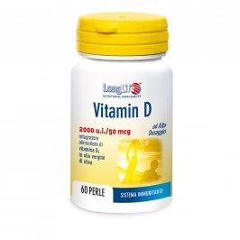 Vitamin D 2000 u.i.50 mcg - Integratore di Vitamina D3