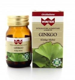 Integratore Alimentare - Ginkgo - Circolazione