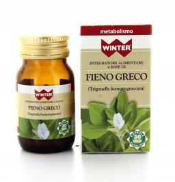 Integratore Alimentare - Fieno Greco - Metabolismo