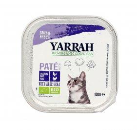 Adult Cat Food - Patè di Pollo e Tacchino con Aloe Vera per Gatti