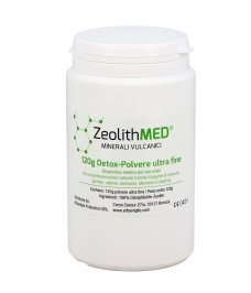Zeolith Med - Detox Polvere