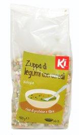 Zuppa di Legumi con Cereali
