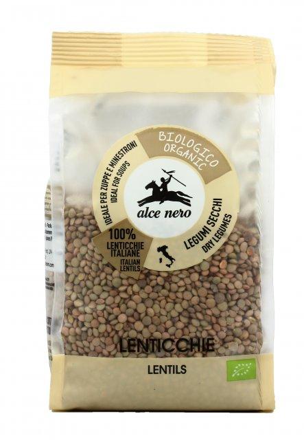 lenticchie bio organic - alce nero - Cuscino Con Lenticchie