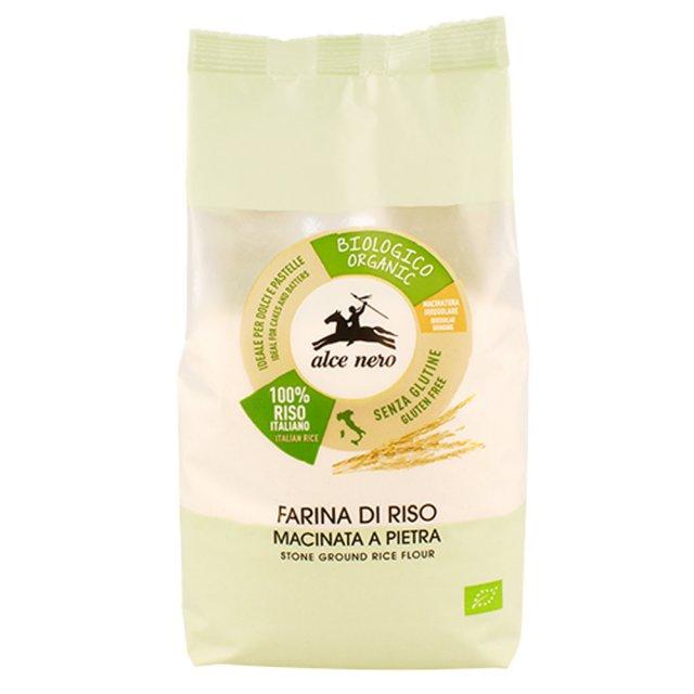 farina di riso bio - alce nero - Farina Arredo Bagno