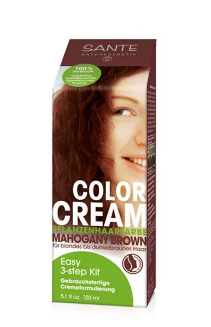 di Sante Naturkosmetik · Color Cream - Mogano Scuro (Mahogany Brown) bae3f483f18b