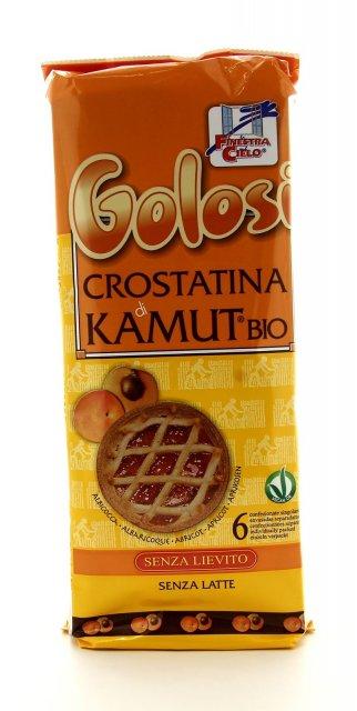 Crostatina kamut grano khorasan all 39 albicocca la - Finestra sul cielo ...