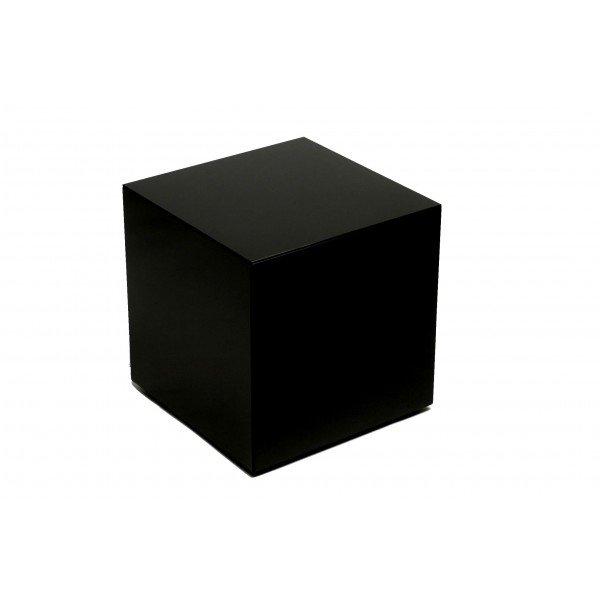 Cubo Di Ferro.Cubo Di Shungite Lucida