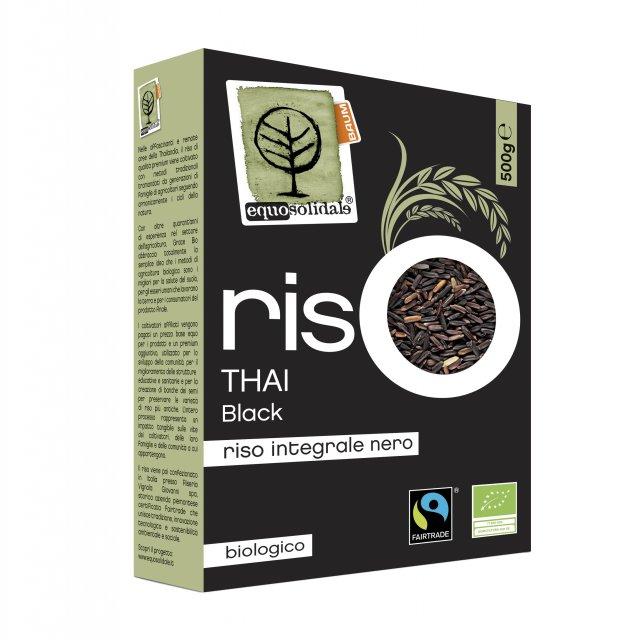 Riso Integrale Nero Ris Thai Black