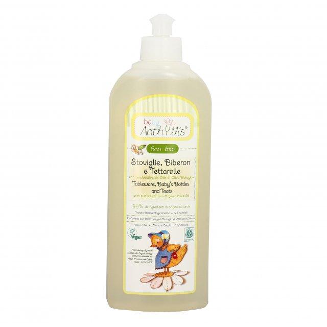 Detergente Stoviglie Biberon e Tettarelle - Baby Anthyllis Pierpaoli 3672655171c2b