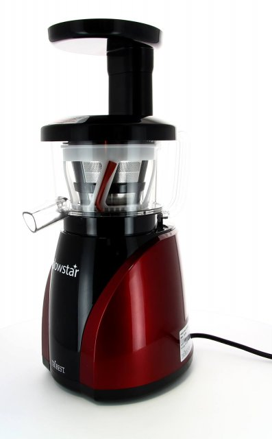 Tribest Slowstar Slow Juicer Sw 2000 Test : Tribest Slowstar vertical Juicer SW-2000 - Tribest