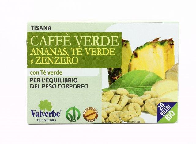 funziona puro caffè verde per la perdita di peso