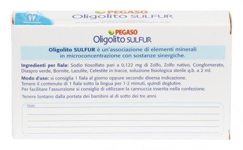 Oligolito Sulfur - 20