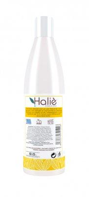 shampoo con Mastice & Camomilla bio, Calendula