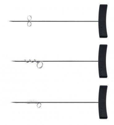 Curler Set - 3 Pezzi Set di taglierini a spirale