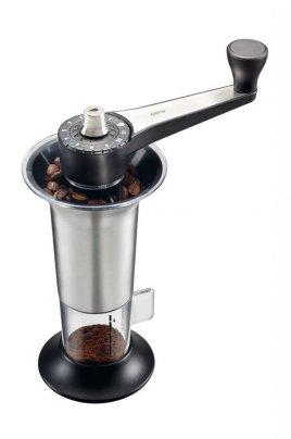 Macina Caffè Inox - Lorenzo Un macina Caffè di nuova generazione!