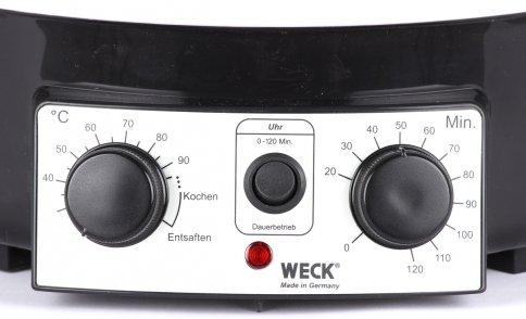 Sterilizzatore Weck - 35 Wat
