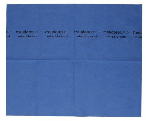 Panno Microfibra Vetri Blu