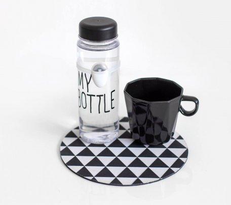 Ulla - Promemoria di Idratazione per Bottiglia d'Acqua Lotus White